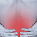 Too much sitting can cause back pain