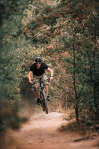 Mountain bikers can benefit from physical therapy