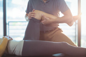 Physical therapy as a first line of defense for pain